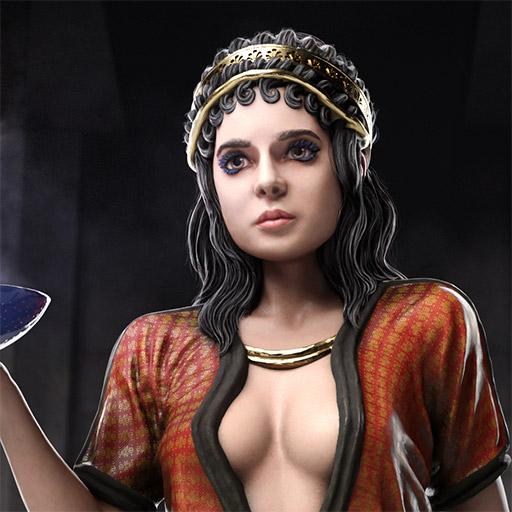 Sorceress Circe 512